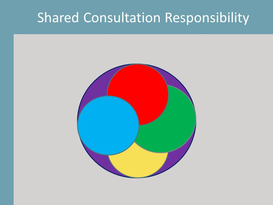 Shared Consultation Responsibility