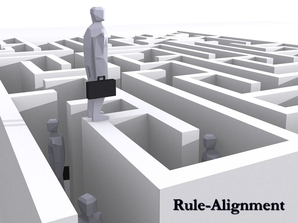 Rule-Alignment
