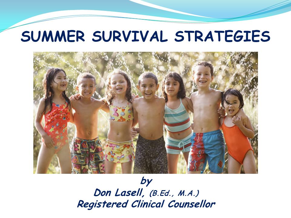Parenting styles Authoritarian – gives orders Permissive - gives in Democratic – gives choices Don Lasell (B.A., B.Ed., M.A.)PAX COUNSELLING SERVICES604-889-6729 Registered Clinical Counsellordon_lasell@shaw.ca