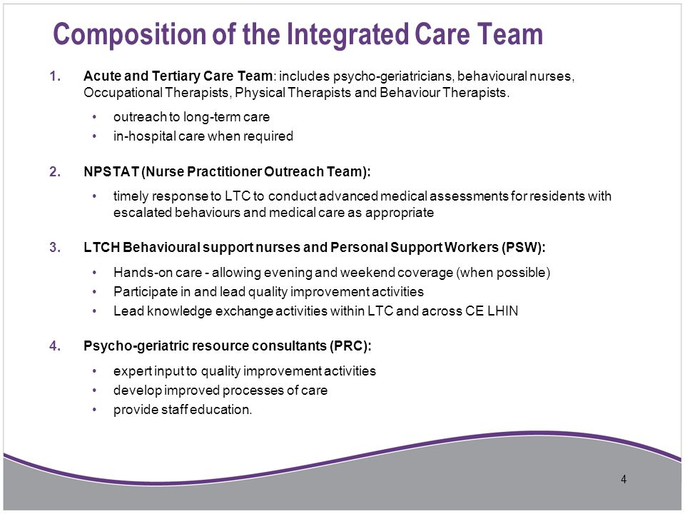 Overview - BSO Framework Pillar 1 – System Coordination and Management Pillar 2 – Integrated Service Delivery: Intersectoral and Interdisciplinary Pillar 3 – Knowledgeable care team and capacity building 5