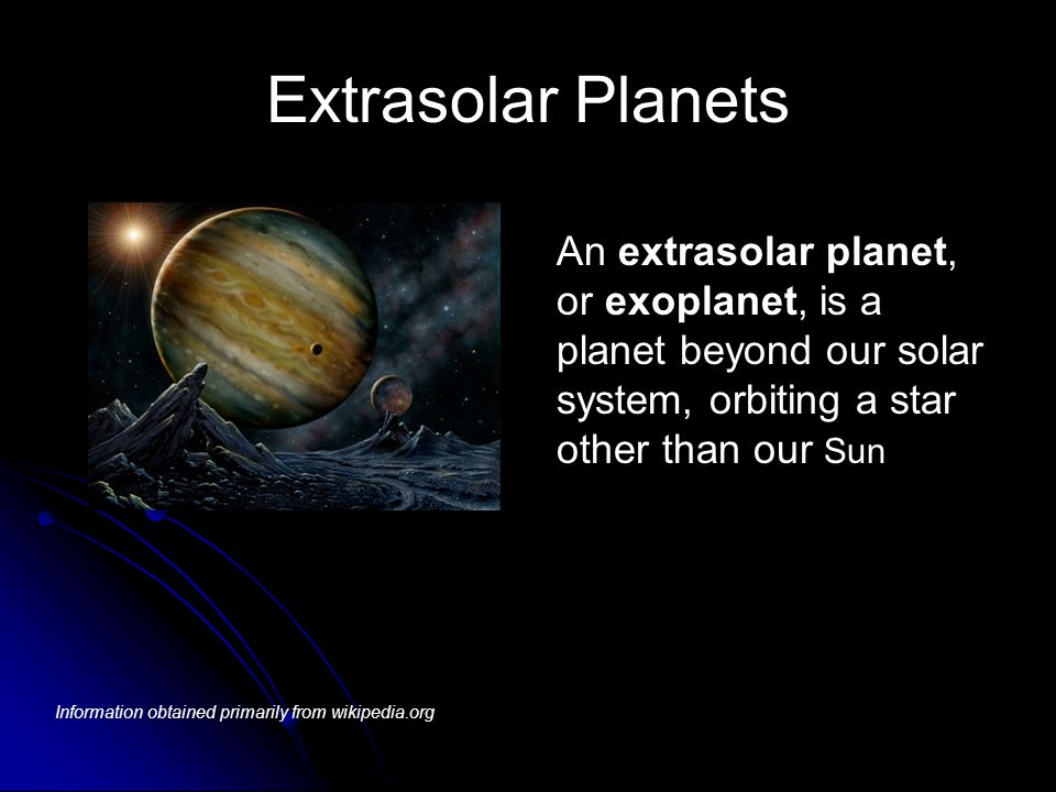 The Story of Planet Building Planets formed from the same protostellar material as the sun, still found in the sun's atmosphere. Rocky planet material