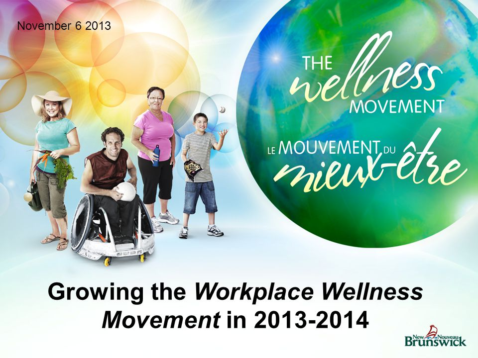 Growing the Workplace Wellness Movement in November