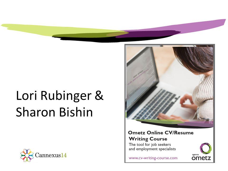 Lori Rubinger & Sharon Bishin