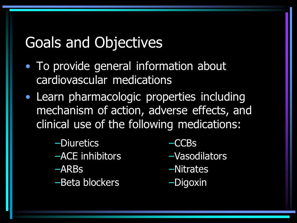 Vasodilator Hydralazine – lupus-like syndrome, dermatitis, drug fever, peripheral neuropathy, hepatitis, vascular headache Minoxidil – greater compensatory effects (HR, CO, renin, sodium retention), hypertrichosis
