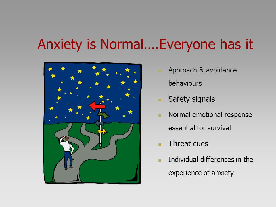  Rate it on a fear thermometer of 1-5  What are your body clues when you are feeling anxious.