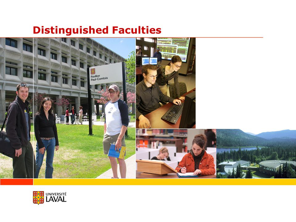 Distinguished Faculties