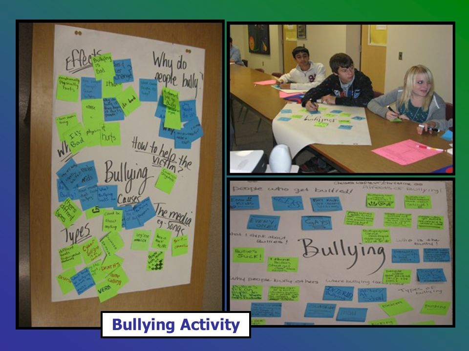 Bullying Activity