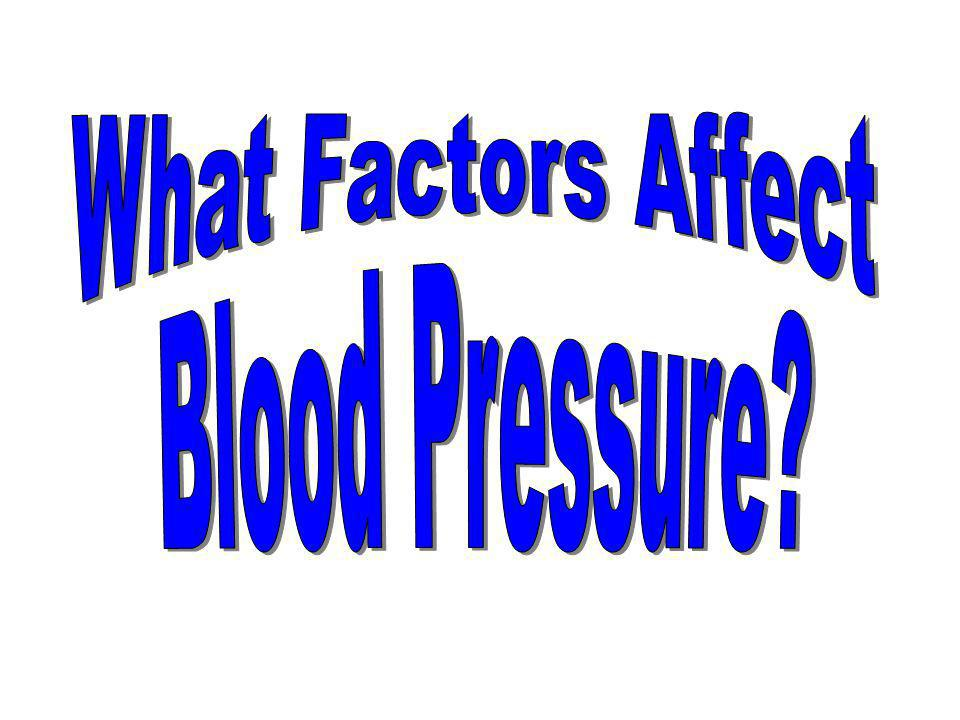 Low blood pressure is not particularly a good thing either. kidney function Proper kidney function can only be maintained if there is sufficient press
