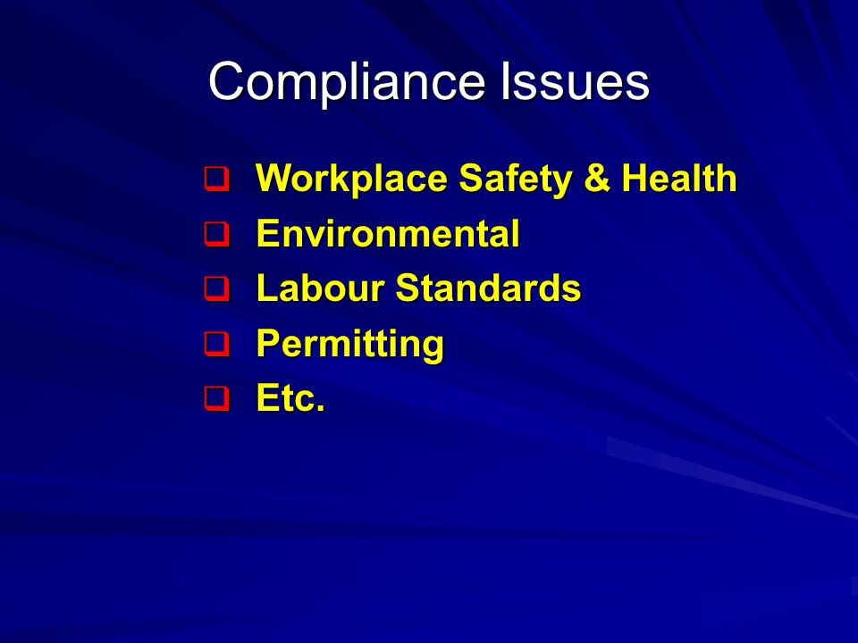  Develop an industry standard for drill shack heaters  Develop a template/checklist for emergency preparedness & response  Develop a brand/logo for safety in the Diamond Drill Industry Diamond Drill Industry Recommendations For Consideration