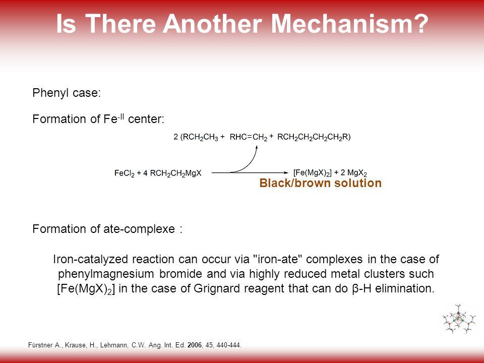 19 Phenyl case: Fürstner A., Krause, H., Lehmann, C.W.