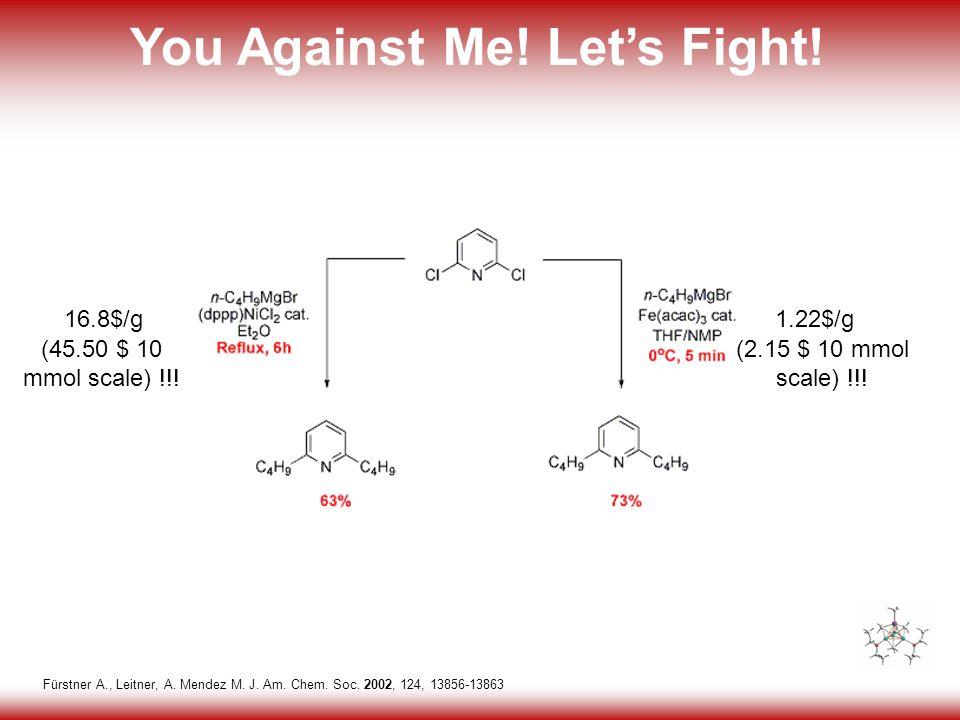 37 You Against Me. Let's Fight. Fürstner A., Leitner, A.