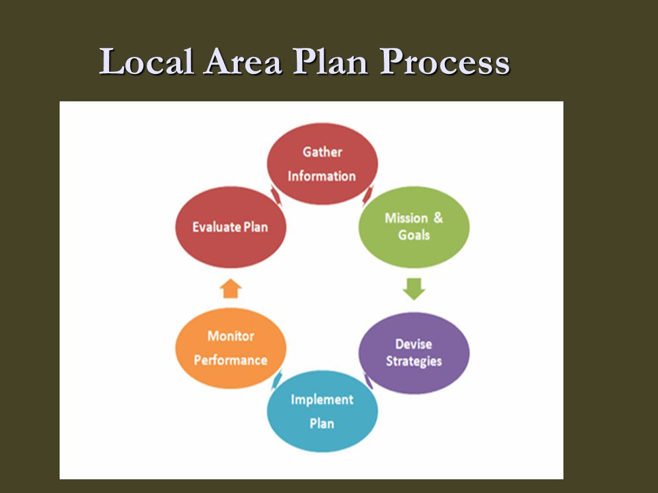 Local Area Plan Process
