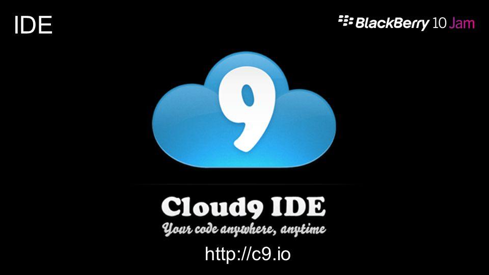IDE 8 http://c9.io