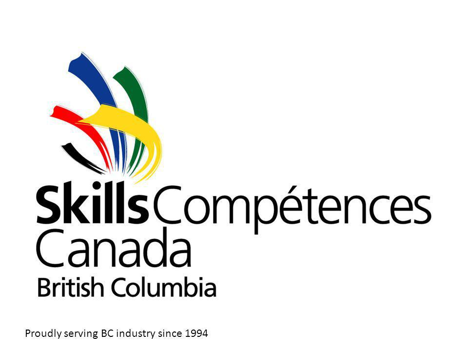 Proudly serving BC industry since 1994