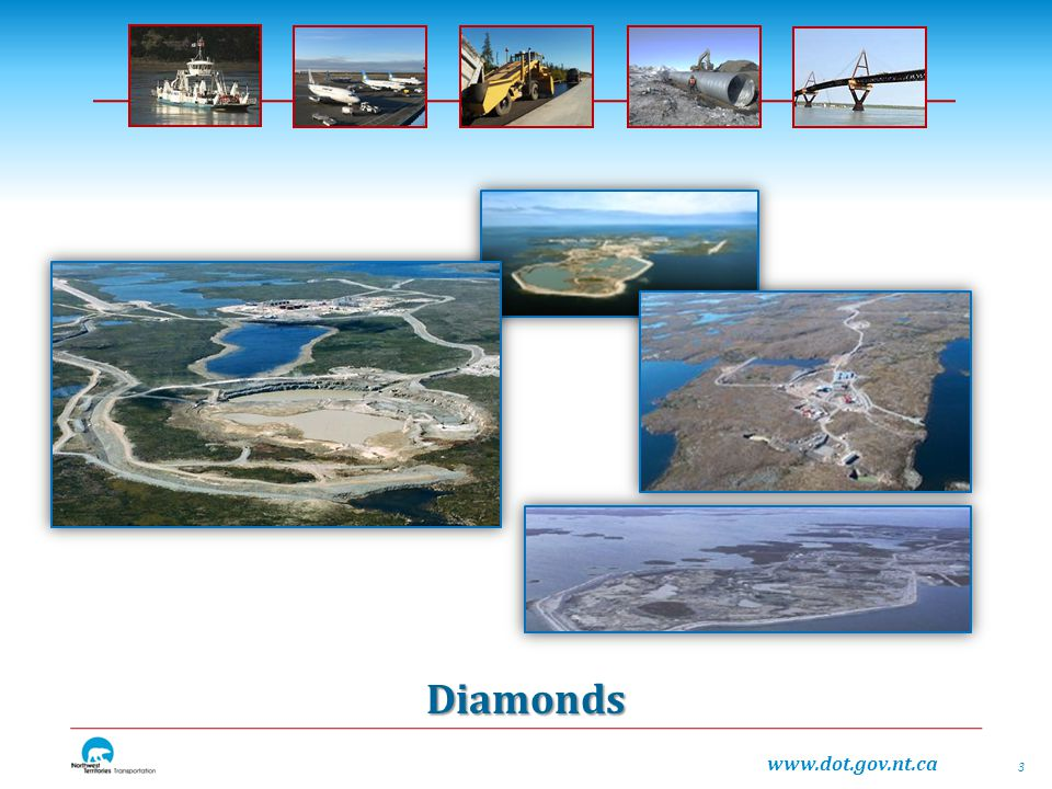 www.dot.gov.nt.ca Diamonds 3