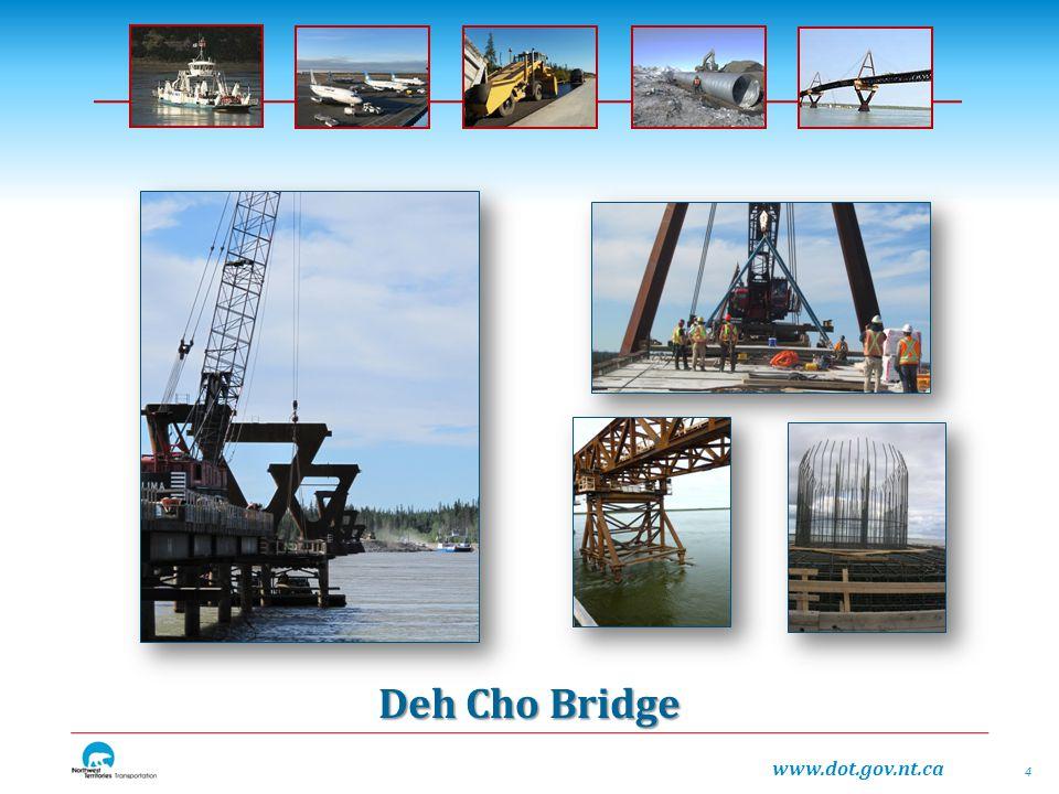 Deh Cho Bridge 4