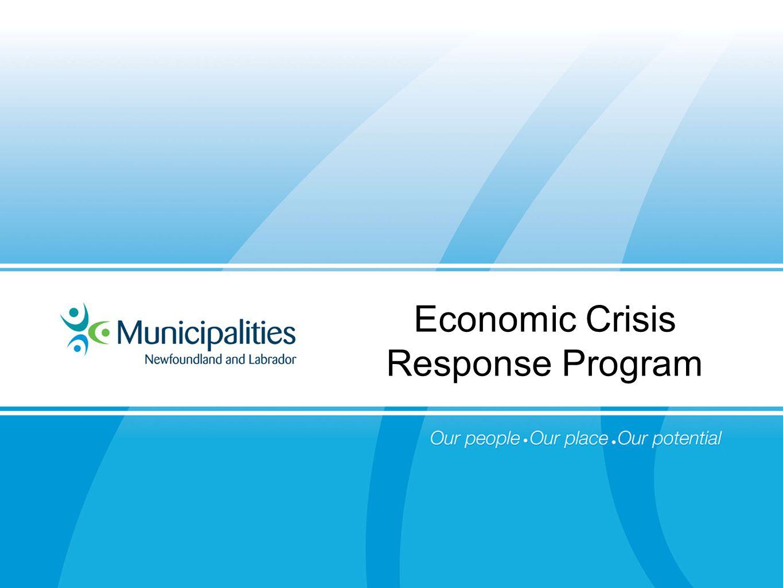 Economic Crisis Response Program