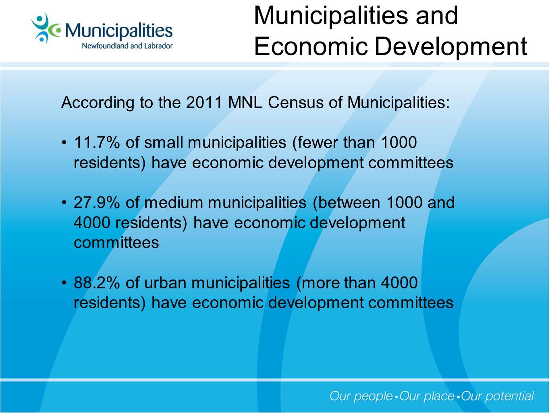 NL's municipal sector