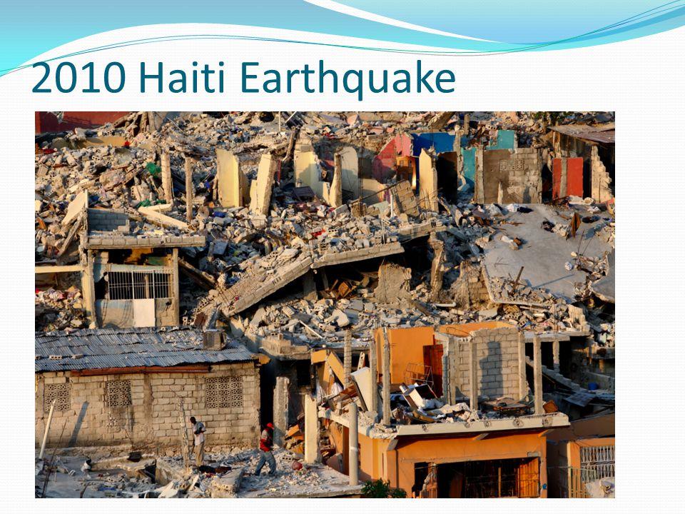 2010 Haiti - Cholera Response