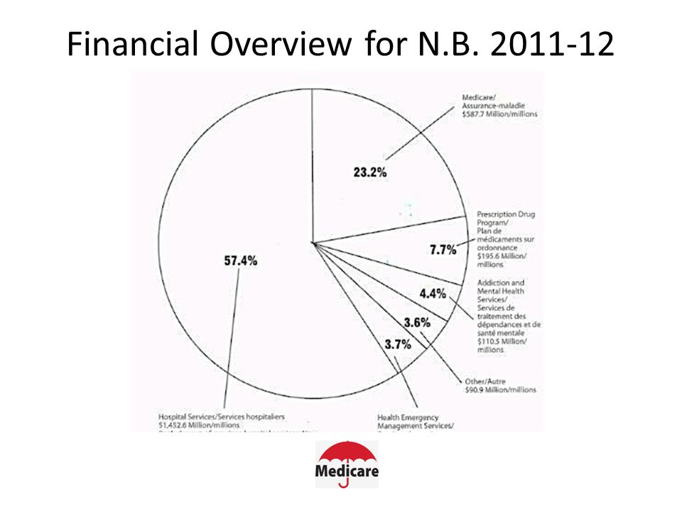 Financial Overview for N.B. 2011-12