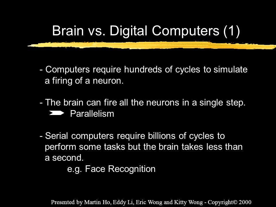 Presented by Martin Ho, Eddy Li, Eric Wong and Kitty Wong - Copyright© 2000 Brain vs.