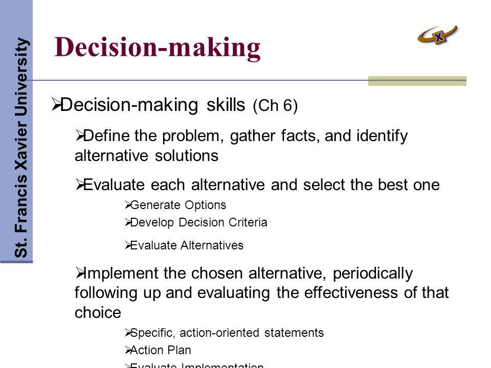 Organization Theory (Ch 7) St.