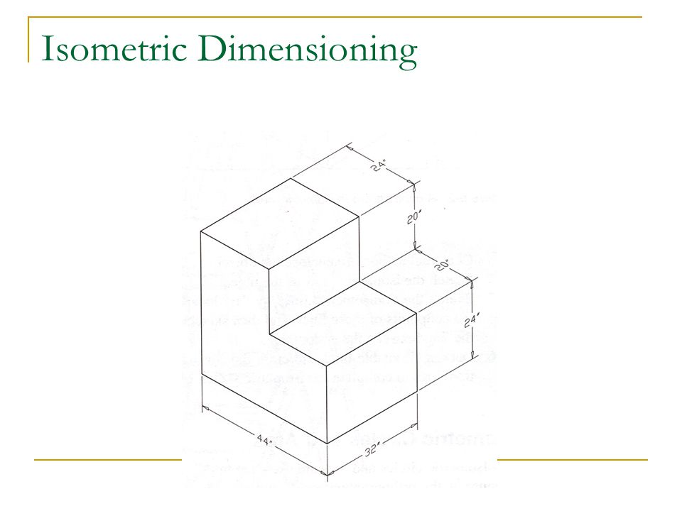 Angular Perspective (Two-Point) Similar to isometric drawings One edge of the object is place in front The two faces that meet at this edge recede to DIFFERENT VANISHING POINTS All lines parallel to each face go to the different vanishing points