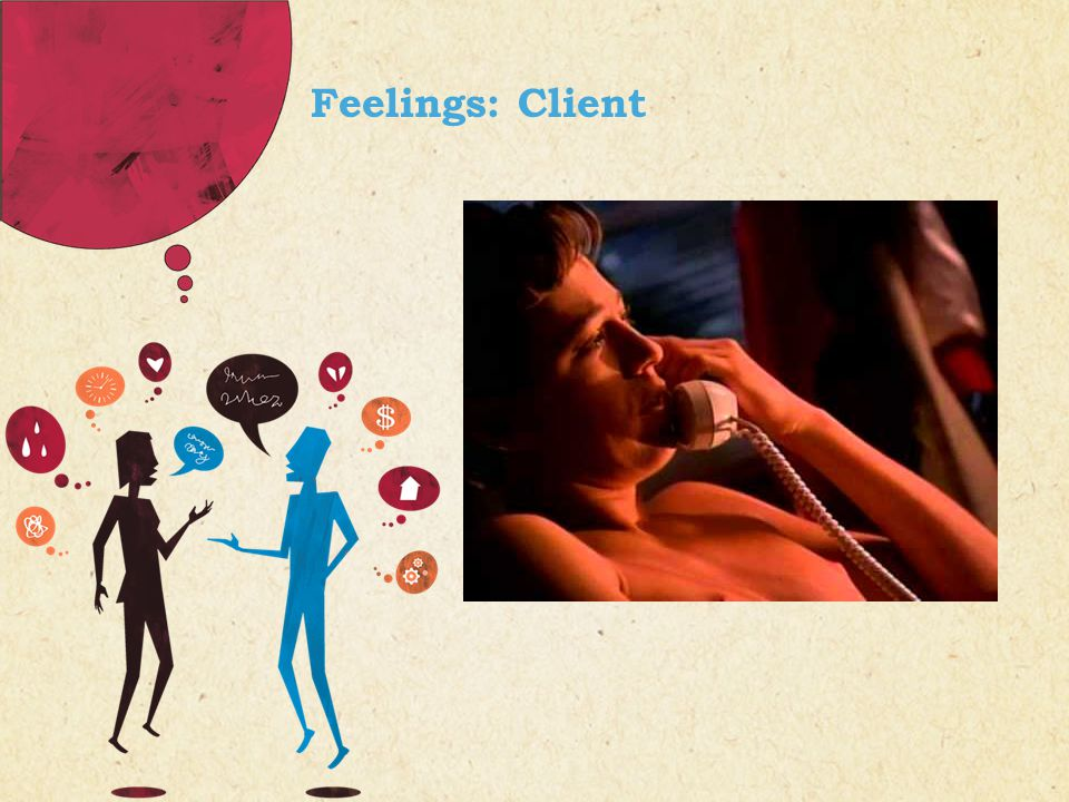 Feelings: Client