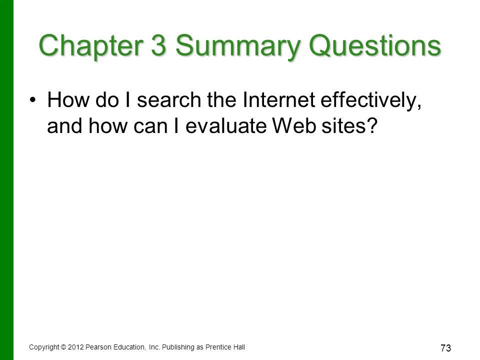 How do I search the Internet effectively, and how can I evaluate Web sites.