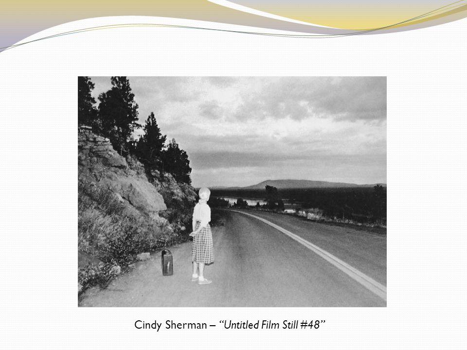 Cindy Sherman – Untitled Film Still #48