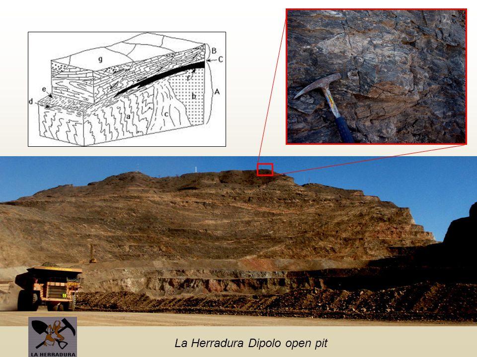 La Herradura Dipolo open pit