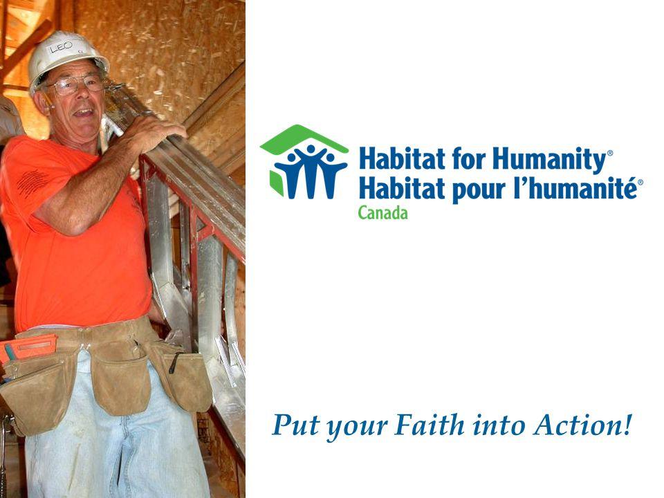 Put your Faith into Action!