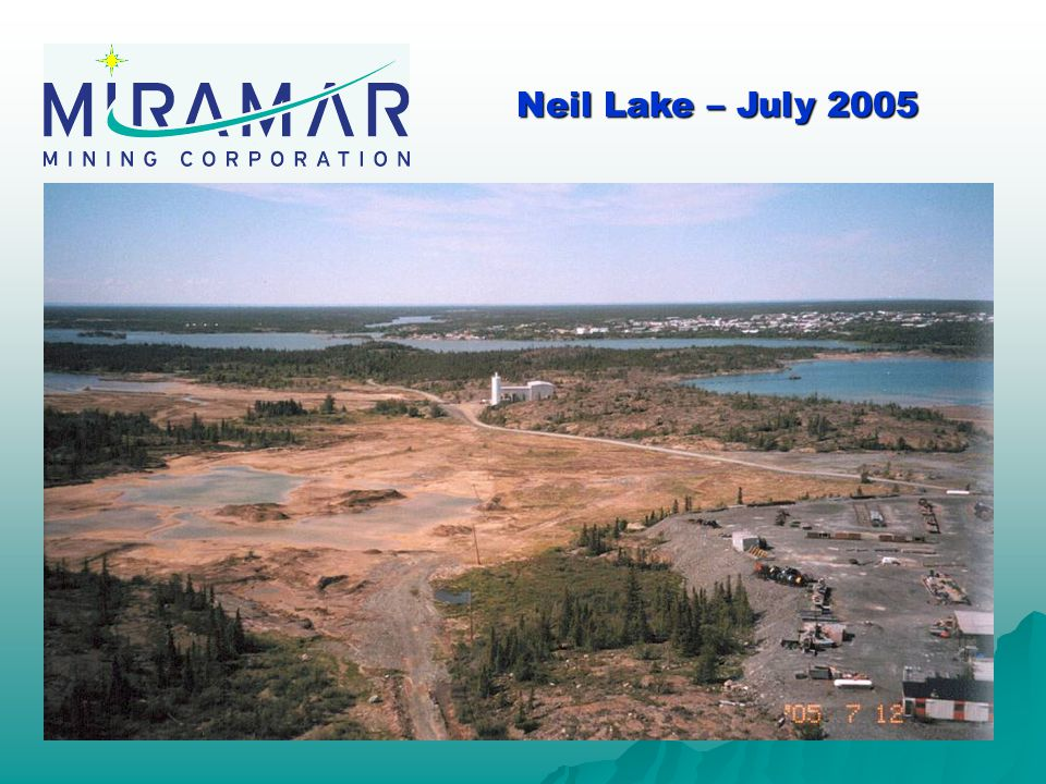 Neil Lake – July 2005