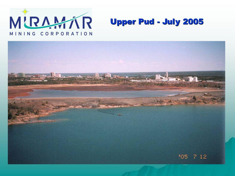 Upper Pud - July 2005