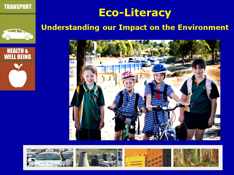 Eco-Literacy Understanding our Impact on the Environment