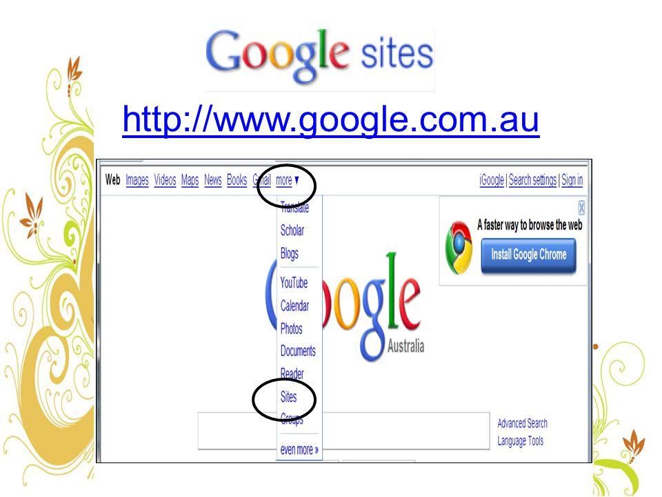 http://www.google.com.au