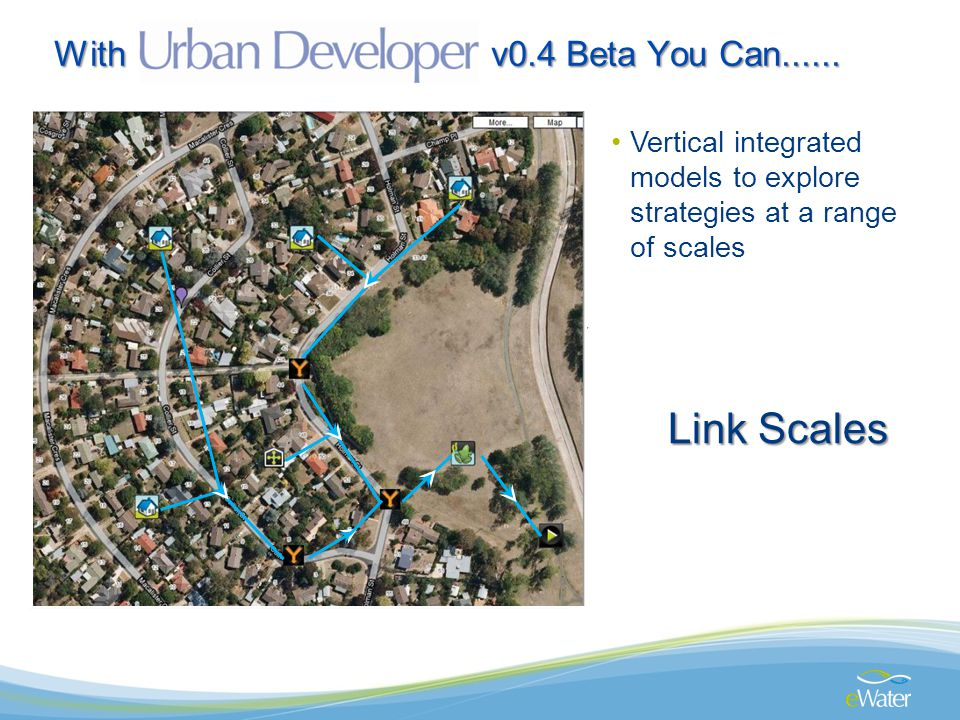 Vertical integrated models to explore strategies at a range of scales Link Scales With v0.4 Beta You Can......