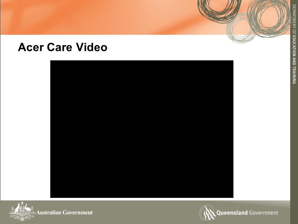 Acer Care Video