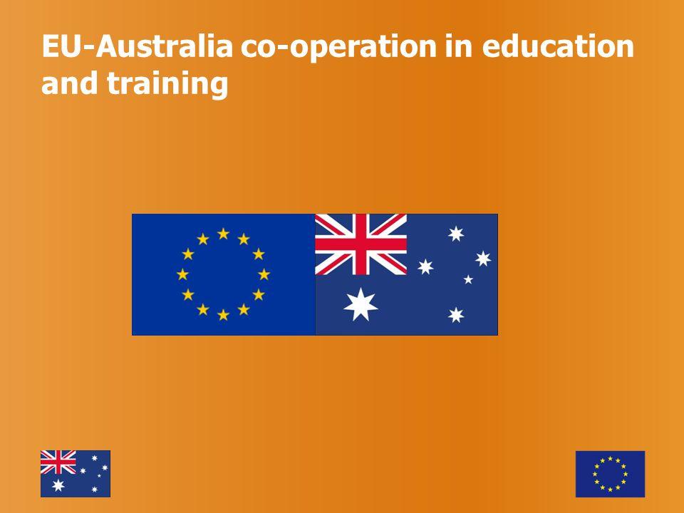 EU-Australia co-operation in education and training