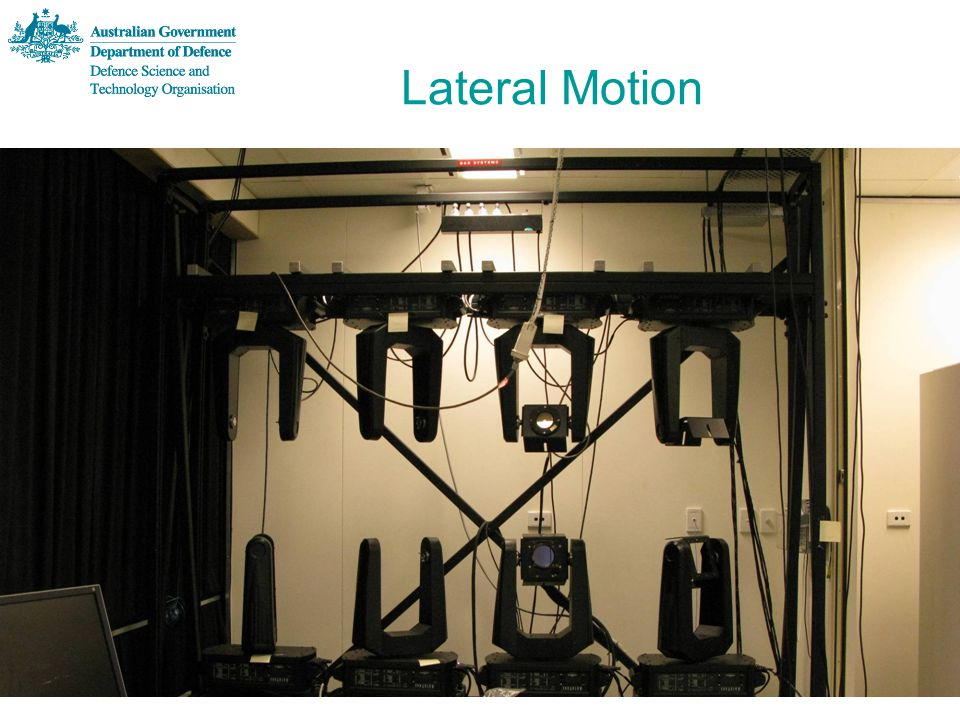 Lateral Motion