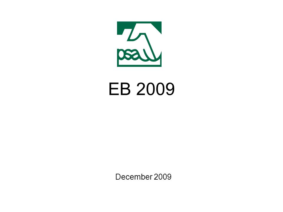 EB 2009 December 2009
