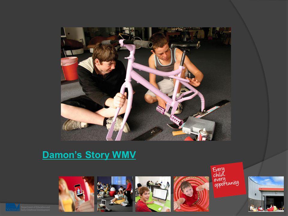 Damon's Story WMV