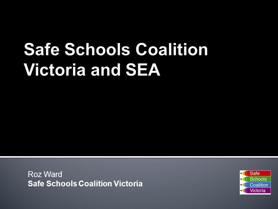 Roz Ward Safe Schools Coalition Victoria