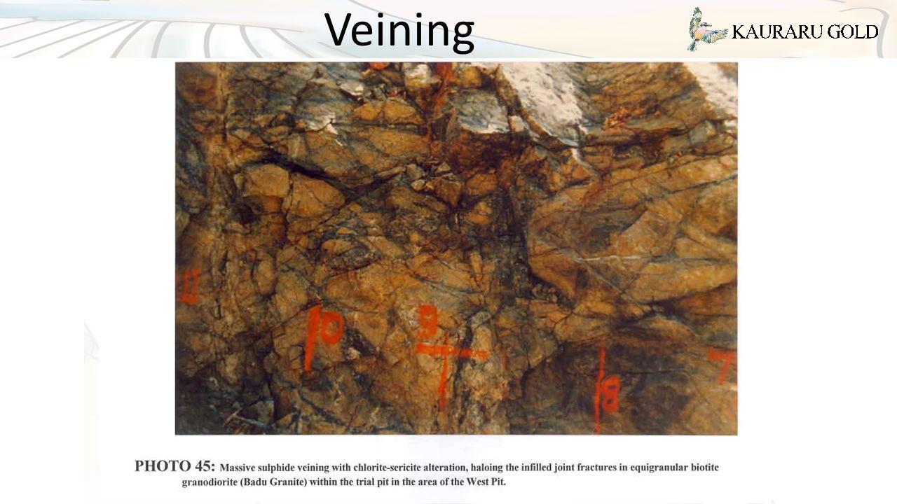 Veining