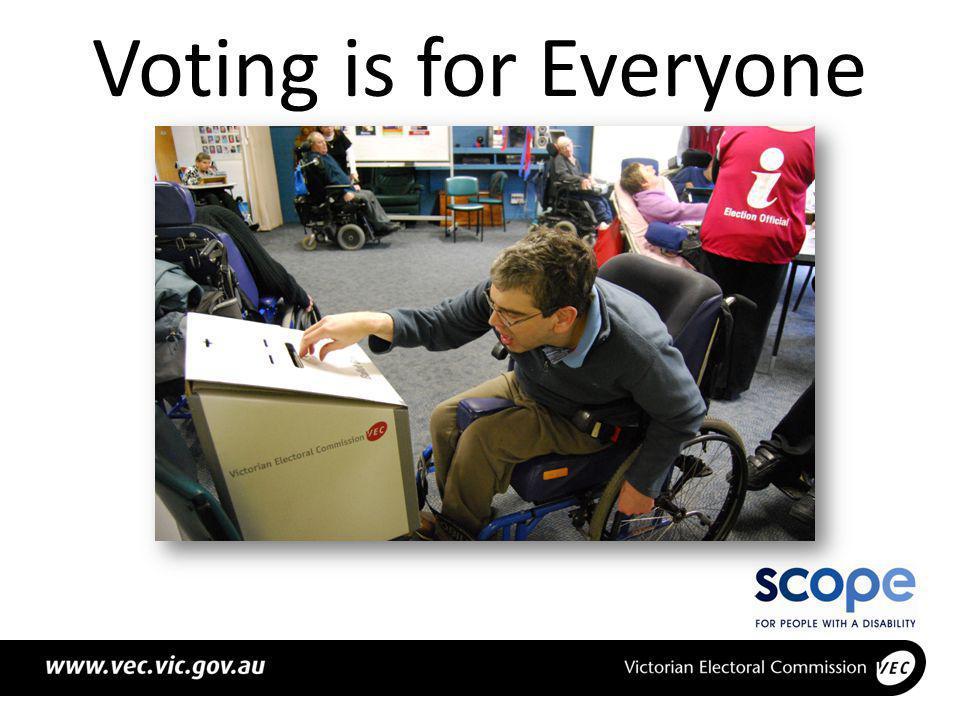 More information Phone: 131 832 Email: education@vec.vic.gov.au Web: www.vec.vic.gov.au