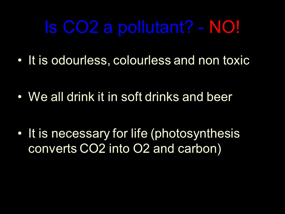 Is CO2 Plant Food? Here is what happens with more CO2 385 ppm 535 ppm 685 ppm 835 ppm