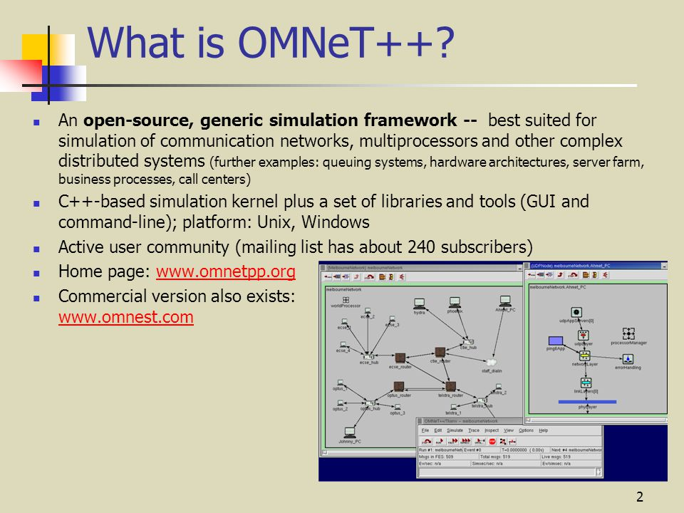 23 Example: Distributed CQN Closed Queuing Network (CQN) described in the Performance Evaluation of Conservative Algorithms , R.
