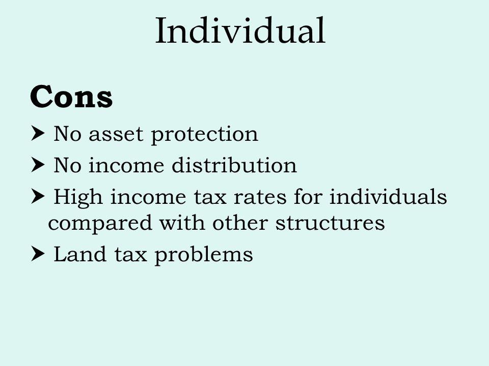 Discretionary trust and companies Trustee - Company Trust Creditors 'Bucket' Company $