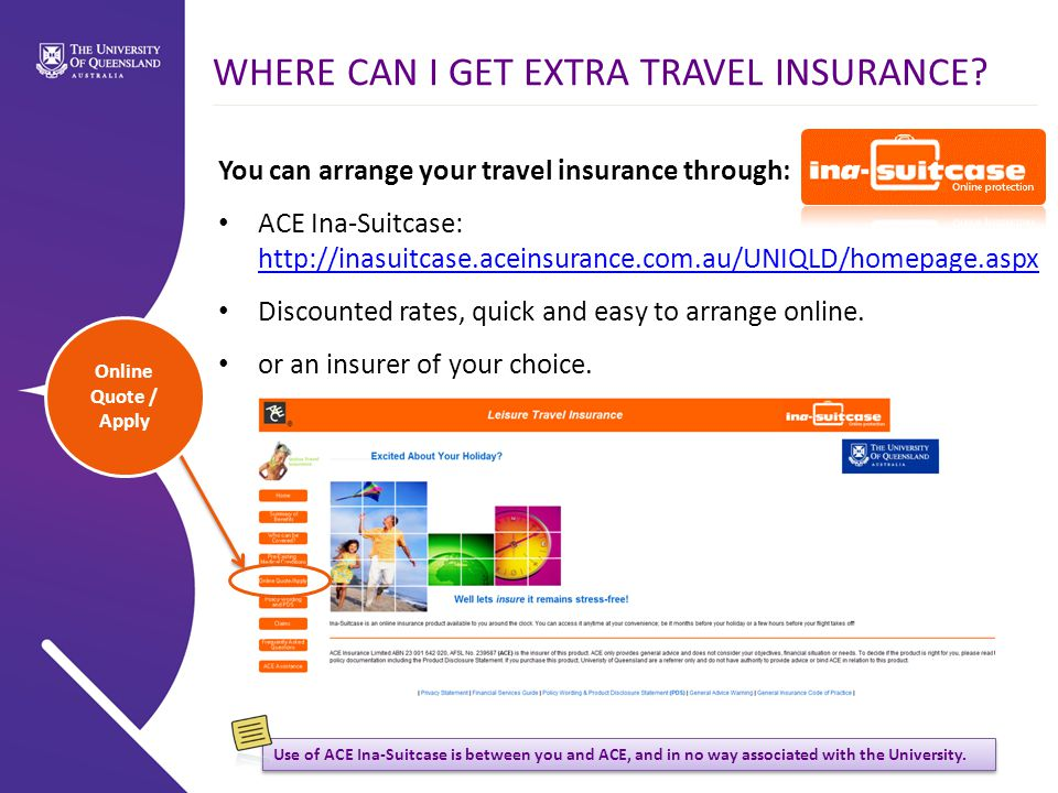 WHAT IF I HAVE TWO INSURANCE POLICIES.It's okay to have two concurrent travel insurance policies.