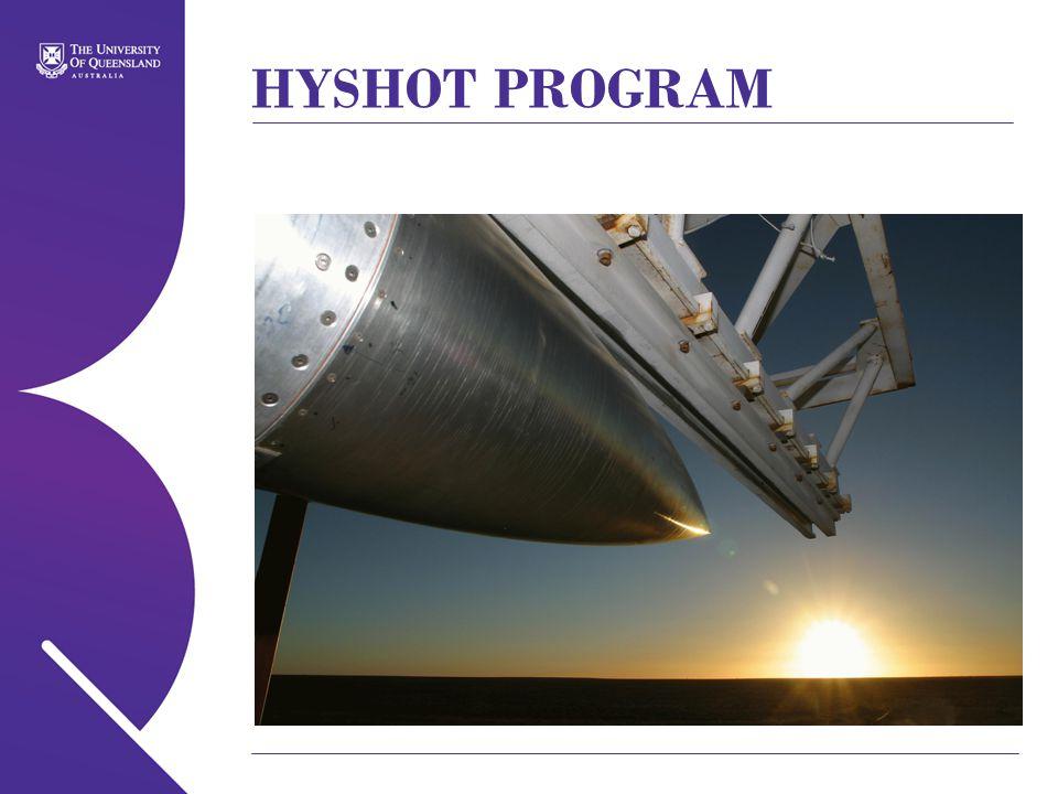 HYSHOT PROGRAM